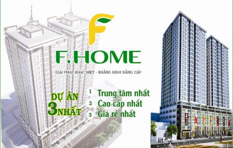Khu căn hộ Fhome